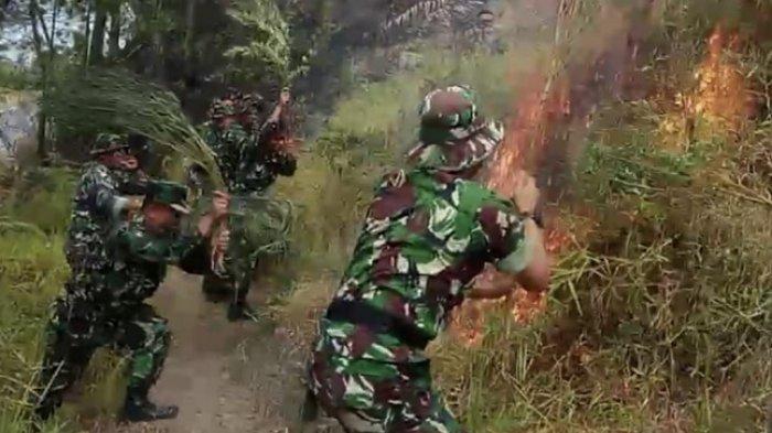 Dandim 0106/Aceh Tengah Ingatkan Warga tak Bakar Lahan Sembarangan