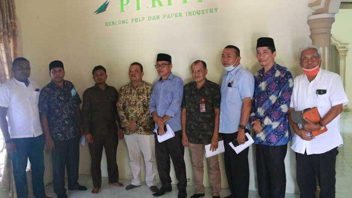 Komisi II DPRK Aceh Utara Datangi Kantor Perusahaan RPPI, Ini Tujuannya