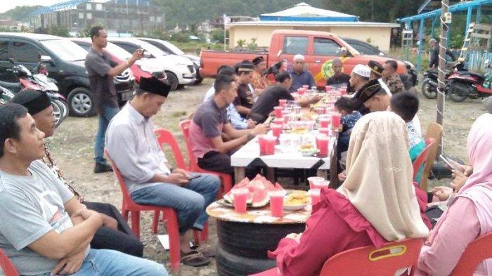 Anggota KPA Wilayah Lhok Tapaktuan dan PA Aceh Selatan Buka Puasa Bersama