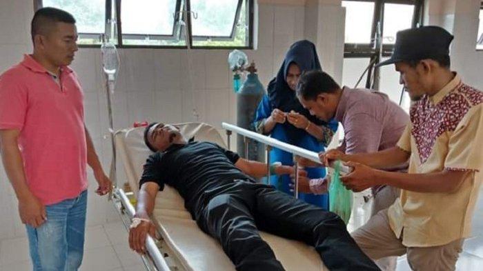 Anggota Panwascam di Bireuen Tumbang, Ini Penyebabnya