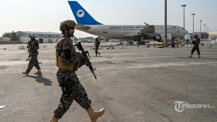 Prancis Tolak Akui Pemerintah Taliban di Afghanistan