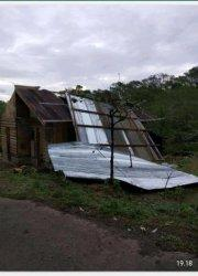 Angin Kencang Landa Seruway Aceh Tamiang, Satu Rumah Rusak