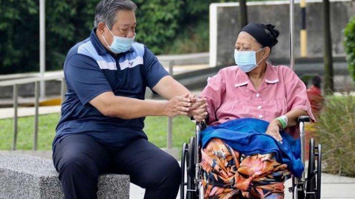 Mantan Ibu Negara, Ani Yudhoyono Meninggal Dunia, Menteri-menteri Era SBY Terlihat di NUH