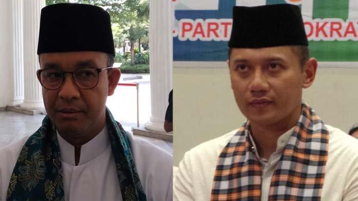 Politisi Ini Mengaku Dapat Info Akurat, Koalisi 4 Partai Sepakat Usung Anies-AHY di Pilpres 2019