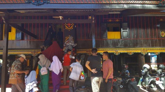 Anjungan Aceh Selatan Sedot Perhatian Pengunjung