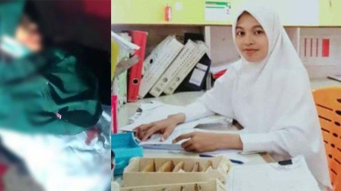 Kisah Pilu Anna Mutia, Tangannya Putus Usai Bertugas di RSUTP, Tinggalkan Seorang Anak dan Suami