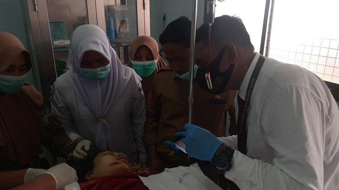 Perawat RSUTP Abdya yang Putus TanganMeninggal Dunia, Kondisinya Sempat Memburuk