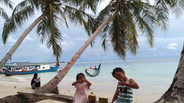 Kepulauan Banyak Mulai Ramai Pengunjung