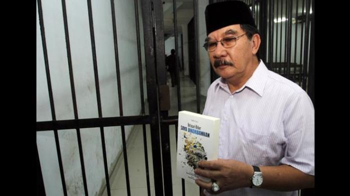 Presiden Jokowi Kabulkan Grasi Antasari Azhar