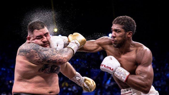 Kontrak Duel Senilai Rp 2 Triliun Gagal Total, Anthony Joshua dan Tyson Fury Saling Serang di Medsos