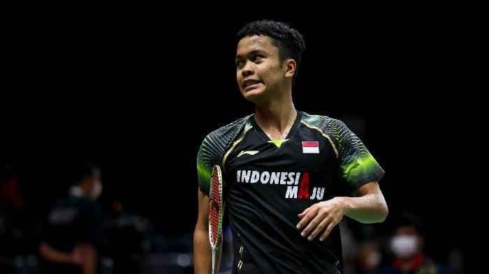 Live Streaming Badminton World Tour Finals - Pertempuran Ke-12 Anthony Ginting Vs Chou Tien Chen
