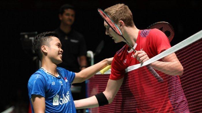 Jadwal BWF World Tour Finals 2020: Ini Lawan 5 Wakil Indonesia, Anthony Tantang Viktor Axelsen