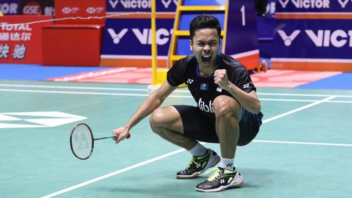 Korea Open 2018 - Link Live Streaming dan Live Score Babak 16 Besar, 2 Wakil Indonesia Saling Sikut