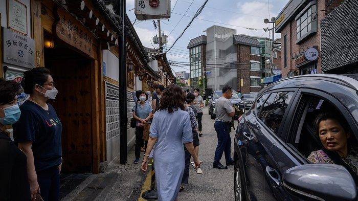 Dokter dan politisi Korea Selatan menyerukan diakh
