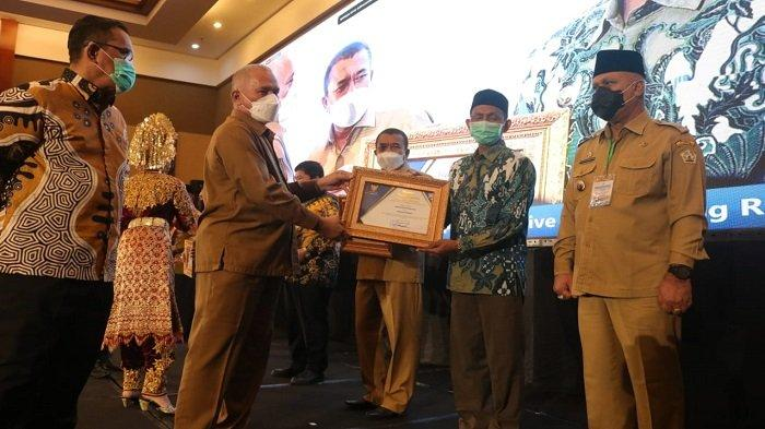 Pemkab Aceh Selatan Raih Harapan Terbaik II di Anugerah Madjid Ibrahim Award
