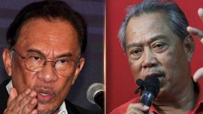 Anwar Ibrahim Bertemu Raja Malaysia, Buat Pengumuman Penting Sore Ini, Bagaimana Nasib Muhyiddin
