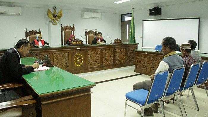 Diduga Kutip Uang Proyek, 3 Aparat Gampong di Aceh Berat Mulai Disidangkan