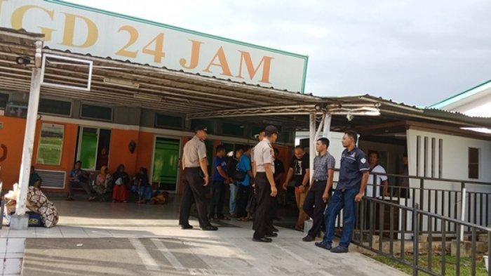 Polisi Siaga di RSUD CUT Nyak Dhien Meulaboh, Terkait Pemutusan Kontrak Ratusan THL