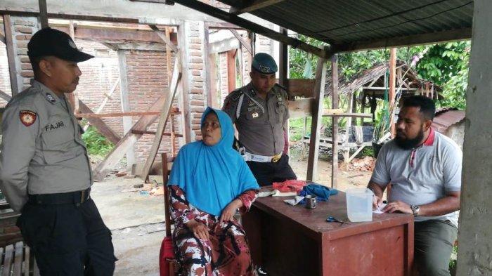 Warga Jambo Aye Terkejut, Saat Lihat Mobil yang Diparkir di Depan Rumah Sudah Raib