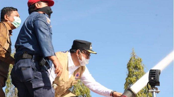 Bupati Amru Pimpin Apel Siaga Bencana di Gayo Lues, Tekankan 6 Poin Penting Penanganan Karhutla