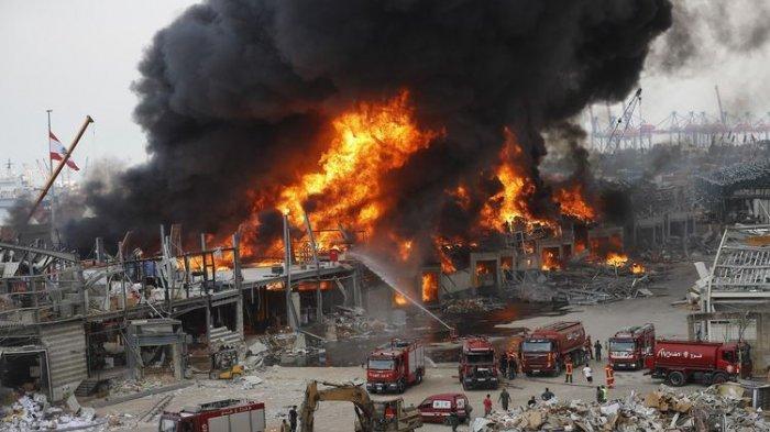 Kaleidoskop 2020: Peristiwa Timur Tengah yang Jadi Sorotan, Kematian Soleimani hingga Ledakan Beirut
