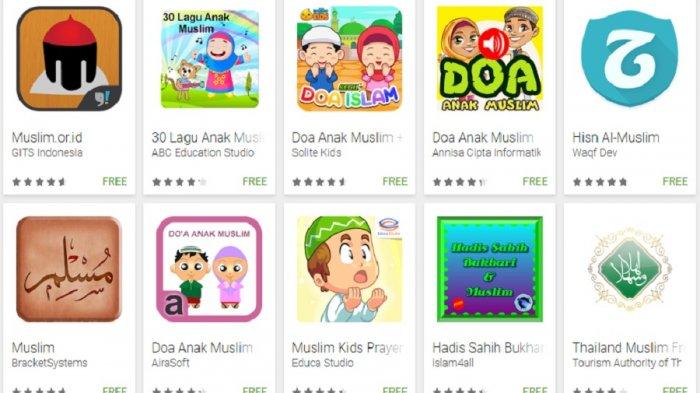 Ini 10 Aplikasi Muslim Terbaik di Playstore, Berikut Tips Aman