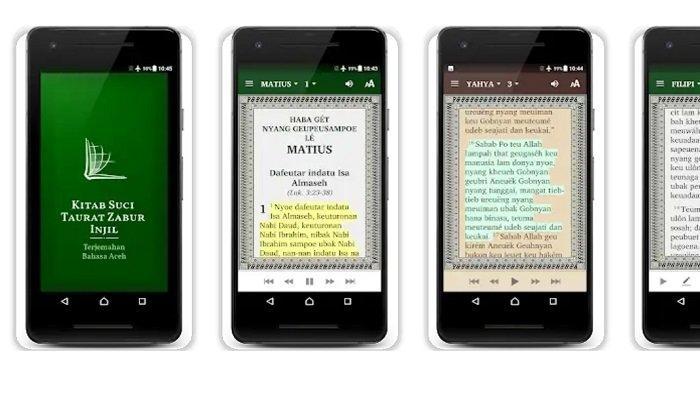 Pemerintah Aceh Protes Google Terkait Kemunculan Aplikasi Kitab Suci Aceh di Google Play Store