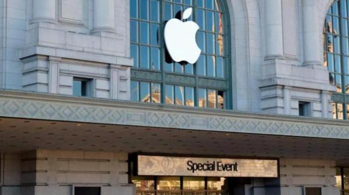 Saham Meroket, Apple Cetak Rekor Jadi Perusahaan Berkapitalisasi Pasar 1 Triliun Dollar AS