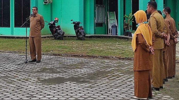 ASN Kemenag Aceh Singkil Diminta Tetapkan Nilai Ramadhan dalam Bekerja, Begini Penjelasannya