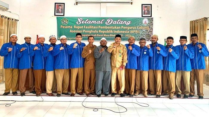 Kamil Syafruddin Pimpin APRI Aceh Barat