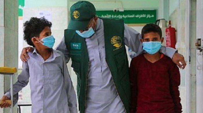 Arab Saudi Buka Klinik Anggota Tubuh Buatan untuk Warga Yaman