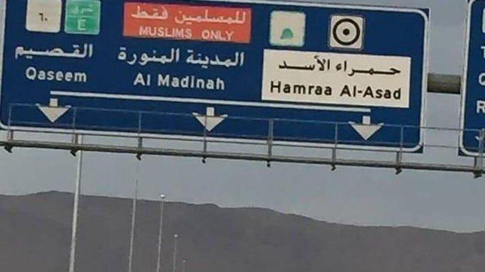 Israel-Palestina Bentrok, Arab Saudi Justru Diam-diam Hapus Larangan Non-Muslim Masuk ke Madinah