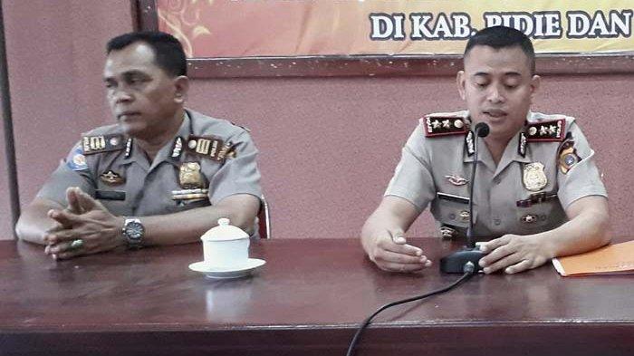 Amankan Pengukuhan Dewan di Dua Kabupaten, Polres Pidie Kerahkan 314 Petugas