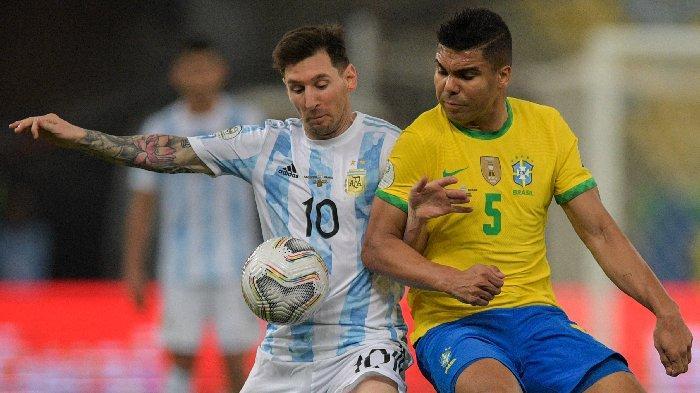 Olimpiade Tokyo 2020 - Hasil Undian dan Jadwal Lengkap Cabang Sepak Bola, Brazil Vs Jerman 22 Juli