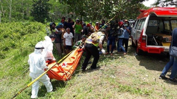 Mayat Wanita Terkubur Sebagian Dibunuh Anak Kandung, Pesan Dukun: Tumbal Agar Dapat Harta Karun