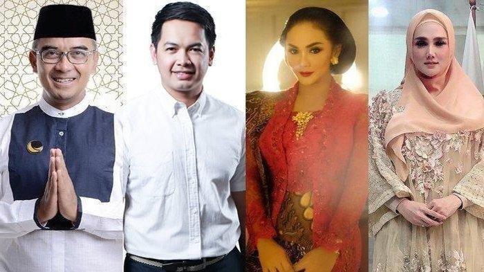 Daftar Lengkap 14 Artis Yang Terpilih Jadi Anggota Dpr Ri Ini Profil Singkat Dan Harta Kekayaannya Serambi Indonesia