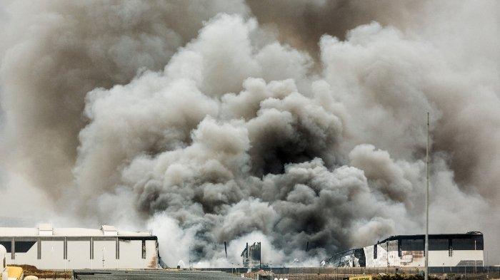 Afrika Selatan Cheos Bak Medan Perang, Toko dan Gudang Jadi Sasaran Penjarahan, 72 Orang Meninggal