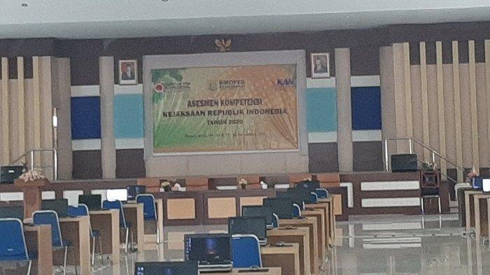 86 Pegawai di Lingkungan Kejati Aceh Ikuti Asesmen