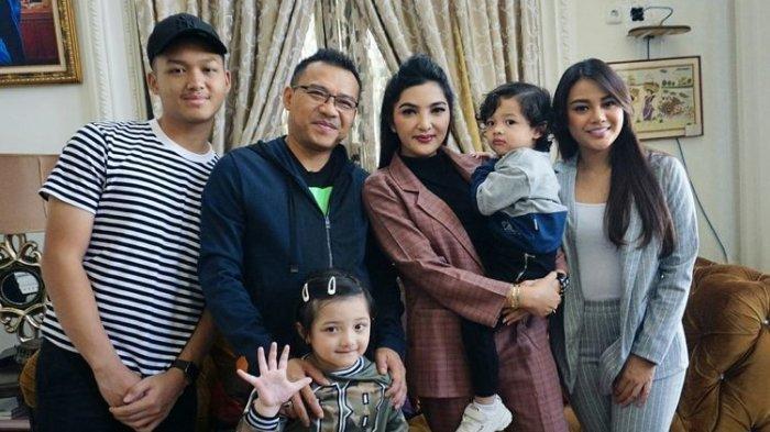 Ashanty dan Anak-anaknya Terpapar Covid-19, Begini Penjelasan Anang Kondisi Keluarganya