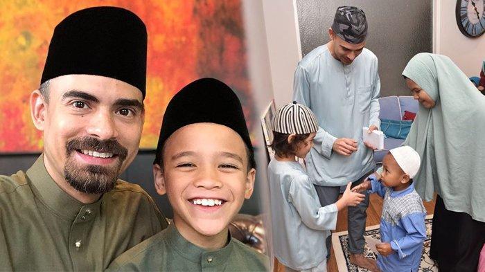 Ashraf Sinclair Sosok Dermawan Penyayang Keluarga, Donatur Tetap Yayasan Yatim Piatu Daarul Rahman