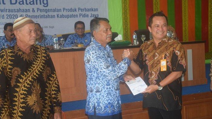 Pemkab Pidie Jaya Kumpulkan 208 ASN Jelang Pensiun