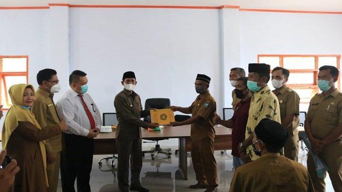 Gubernur Aceh dan Kepala KPPN Tapaktuan Apresiasi Keberhasilan Pemerintah Kabupaten Aceh Selatan