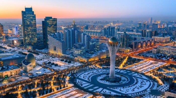10 Fakta Kazakhstan, Negara Terkurung Terbesar yang Dikenal dengan Wanita Berparas Cantik