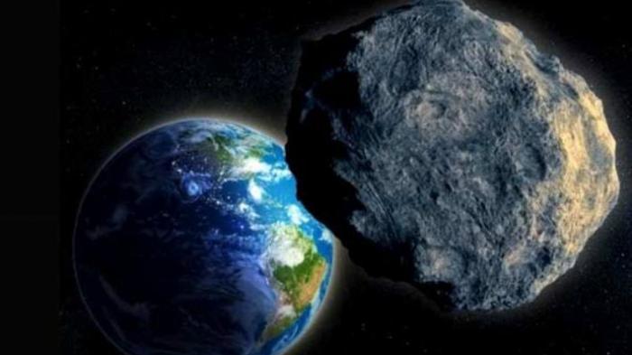Asteroid Berkekuatan 15 Kali Bom Hiroshima Akan Hantam Bumi Pada 2022, NASA Sebut Bumi Bisa Punah