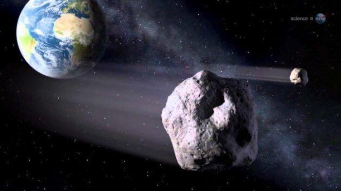 Jangan Panik! Asteroid Pembunuh tidak Hantam Bumi