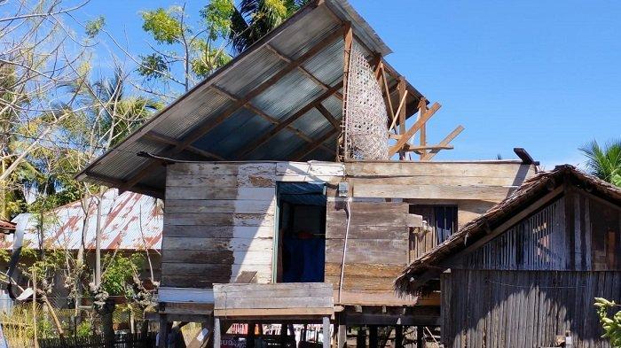 Cerita Keuchik Saat Angin Kencang, Warga Kaget Lihat Atap Rumah Hingga Berlarian Keluar