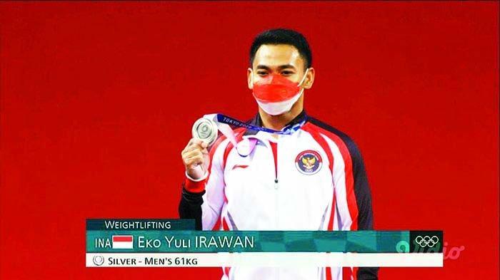 Daftar Perolehan Medali Olimpiade Tokyo 2020 Rabu 28 Juli 2021, Indonesia Peringkat ke-37