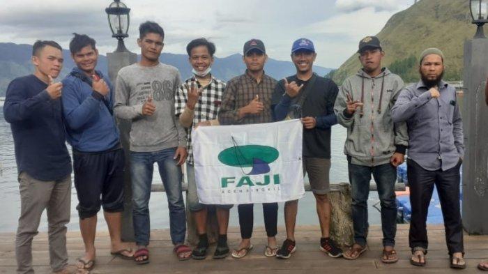Cabor Arung Jeram Aceh Singkil Lolos ke Pora