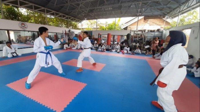Jelang Pra-PORA, Forki Lhokseumawe Siapkan 15 Karateka