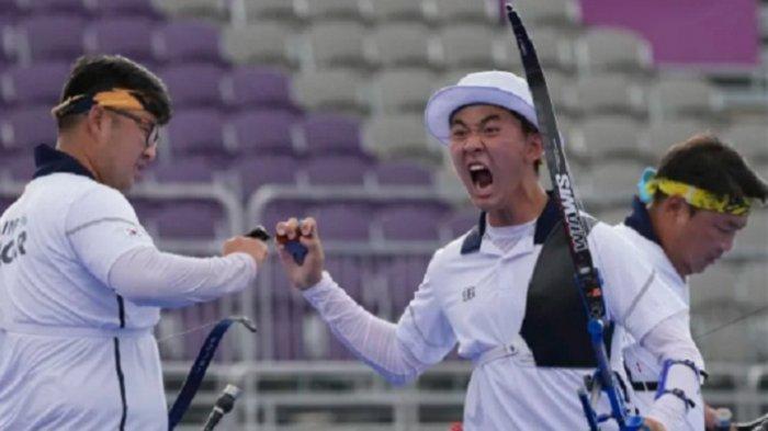 Atlet Korea Selatan Rebut Emas Panahan Olimpiade Tokyo, Remaja 17 Tahun Memimpin Jalan Keberhasilan